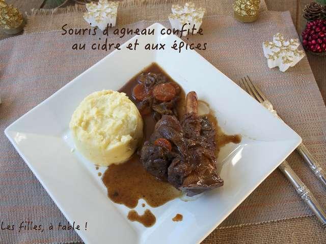 Recettes de souris d 39 agneau - Comment cuisiner les souris d agneau ...