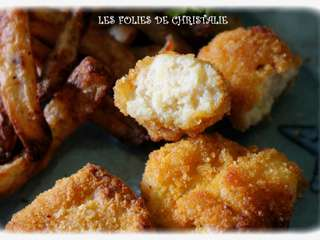 Nuggets de poulet (thermomix)
