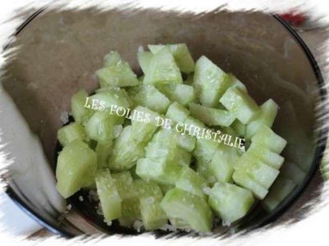 Recettes de salade estivale de les folies de christalie ou quand la cuisine devient passion - Quand repiquer les salades ...