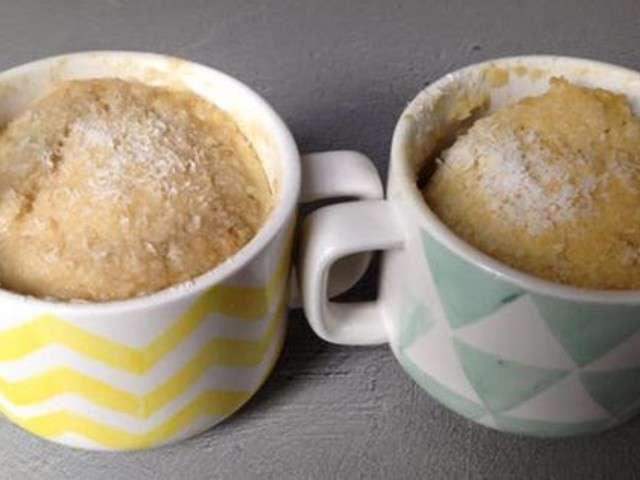 Recette Mug Cake Banane