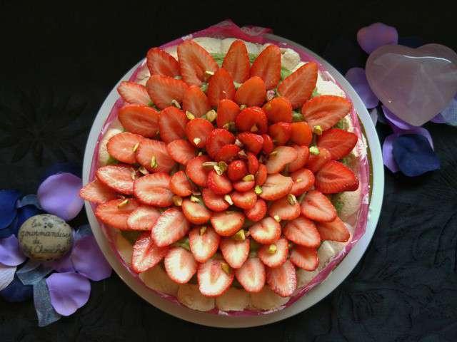 Recettes de recette de gateau fete des meres - Gateau pour la fete des meres ...