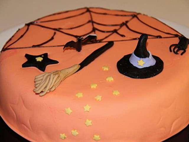 Recettes de g teaux de les gourmandises de fanie - Recette de gateau d halloween ...