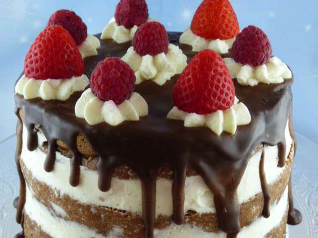 Layer Cake Foret Noire