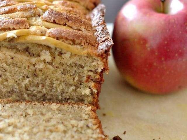 Cake Aux Pommes Et Citrons