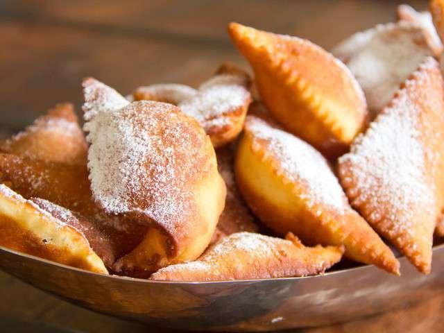 Beignets de carnaval petit plat en equilibre secrets - Toutes les recettes de petit plat en equilibre ...