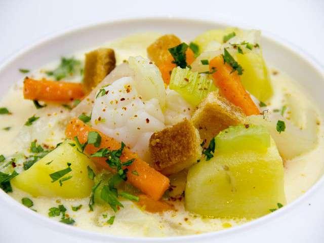 Recettes de bourride de les gourmantissimes - Cuisiner une queue de lotte ...