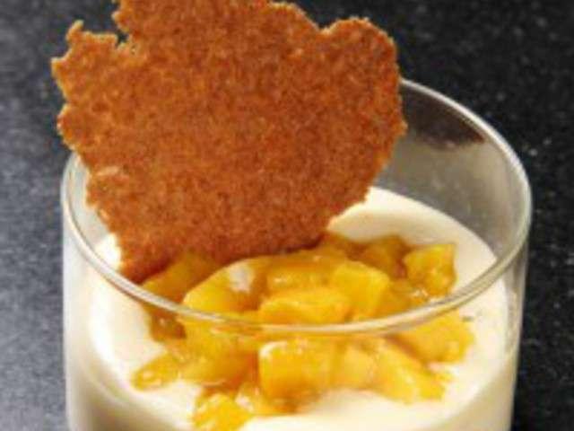 Recettes de chocolat blanc de les gourmantissimes - C est au programme recettes de cuisine ...