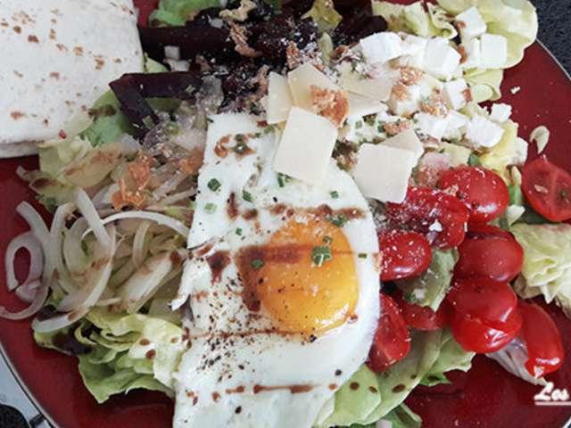 Recettes De Salade Composee Et Betteraves