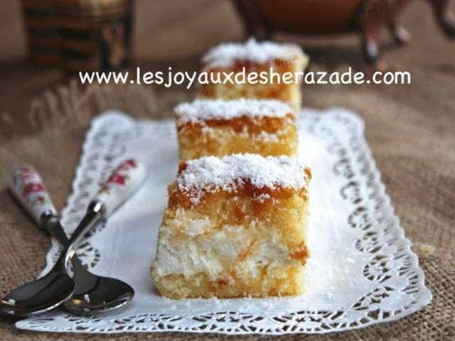 Recettes de semoule et desserts 4 for Amour de cuisine basboussa