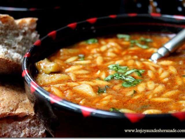 Recettes de ramadan 2015 de les joyaux de sherazade 2 - Recette de cuisine tunisienne pour le ramadan ...