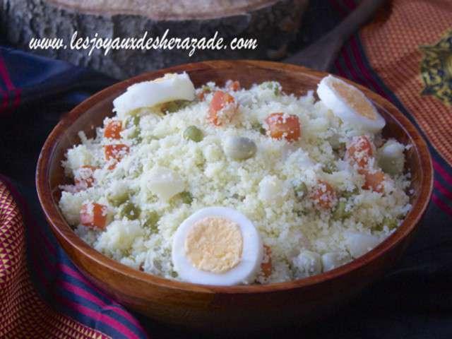 Recettes de couscous kabyle et plats for Recette kabyle tikourbabine