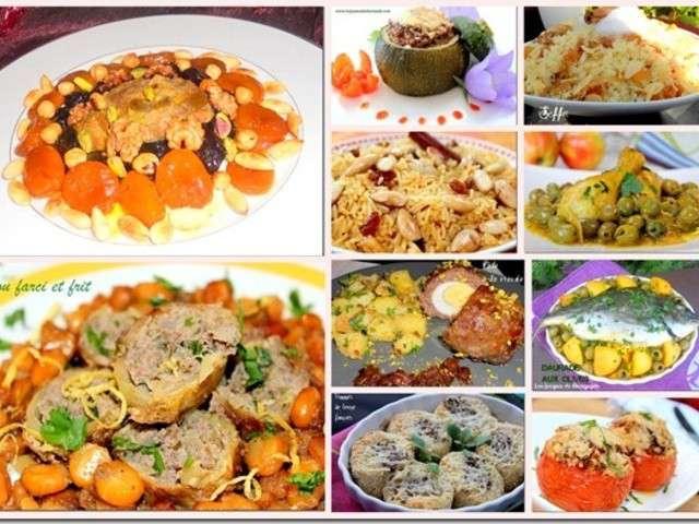 Les meilleures recettes de ramadan et maroc - Cuisine maghrebine pour ramadan ...