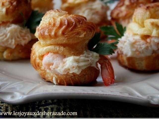 Les meilleures recettes de crustac s for Entree facile a realiser