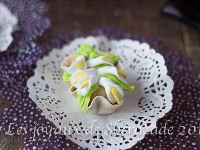 Recettes de p te sucre de les joyaux de sherazade - Recette de cuisine algerienne moderne ...