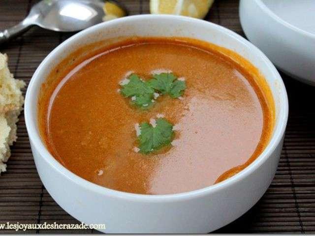 Chorba frik soupe algerienne recette de ramadan de la tattoo design bild - Cuisine algerienne recette ramadan ...