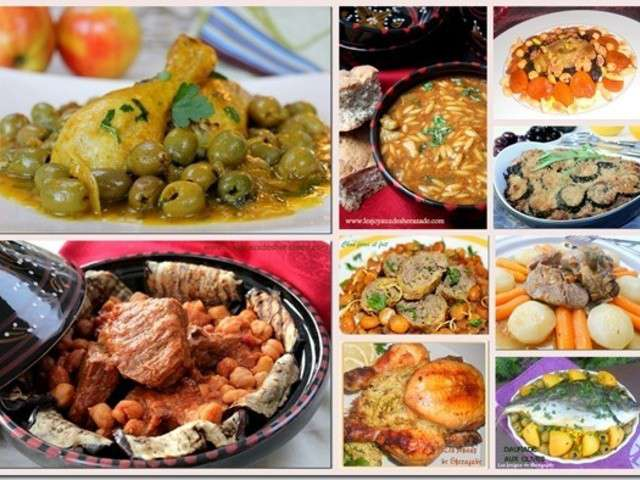 Les meilleures recettes de tunisie - Recette cuisine traditionnelle francaise ...