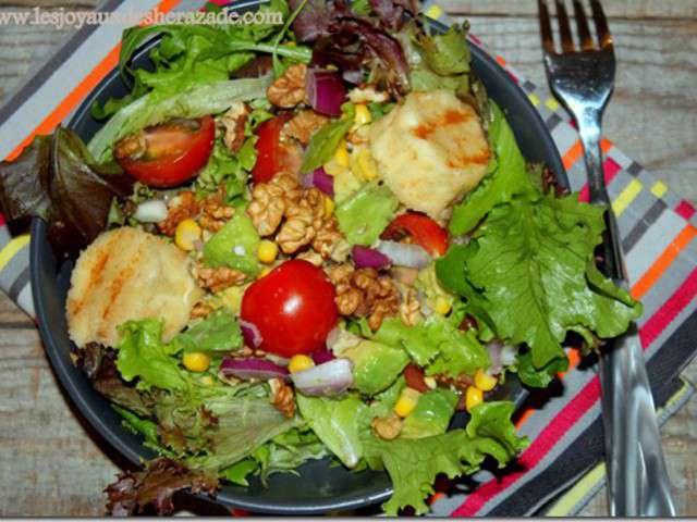 Recettes de salade compos e for Eliminer les vers des salades