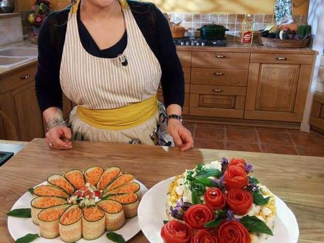 Recettes de salade compos e et l gumes - Blog de cuisine orientale pour le ramadan ...