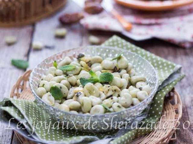 Recettes de f ves et cuisine saine - Cuisine rapide et saine ...