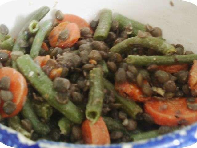 Les meilleures recettes de salade compos e et haricots verts - Quels sont les meilleures varietes d haricot vert ...