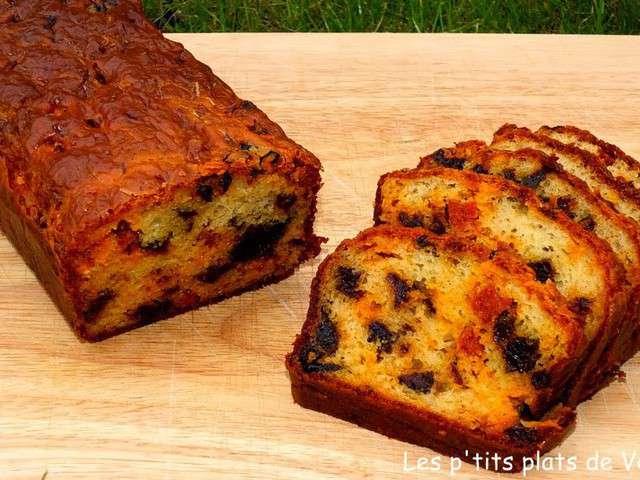 Recette Cake Chorizo Pruneaux