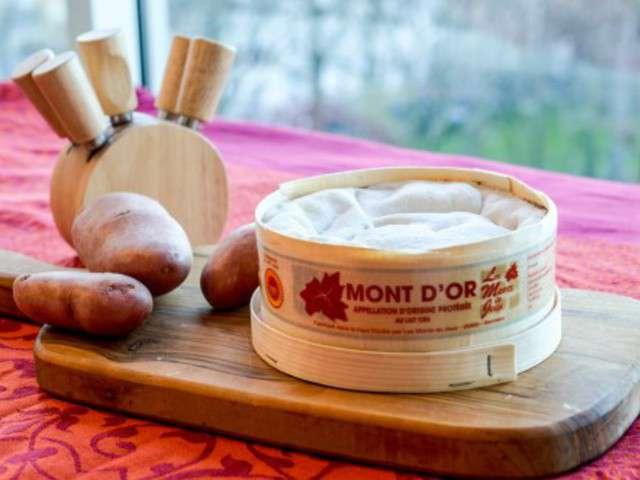Recettes de mont d 39 or 5 - Mont d or preparation ...