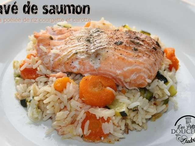 Recette poelee a base de riz un site culinaire populaire avec des recettes utiles - Cuisiner des carottes a la poele ...