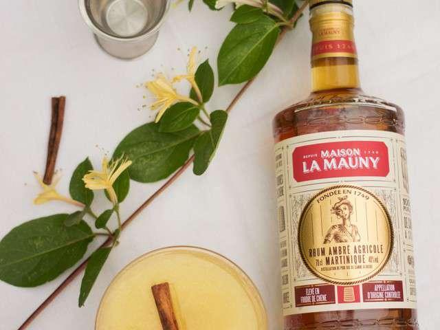 Recettes de marmelade de les petites douceurs de cricri for Cocktail a base de rhum