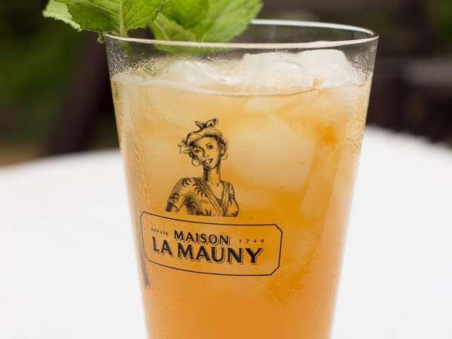 Recettes de rhum et abricot for Cocktail a base de rhum