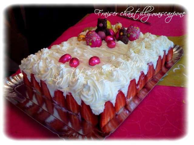 Recettes de fraisier et cuisine facile - Recette de cuisine facile et rapide avec photo ...