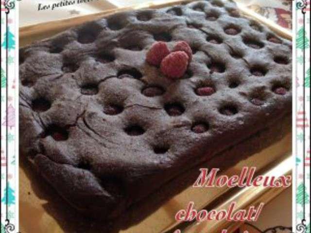 recettes de moelleux au chocolat de les petites id es culinaires de chris andco. Black Bedroom Furniture Sets. Home Design Ideas