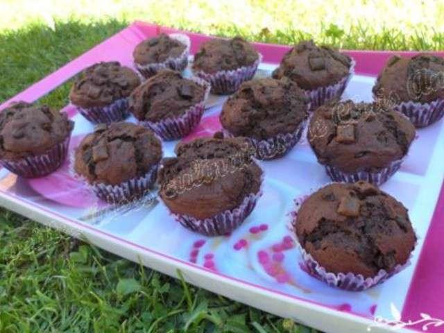 recettes de muffins de les petites id es culinaires de chris andco. Black Bedroom Furniture Sets. Home Design Ideas