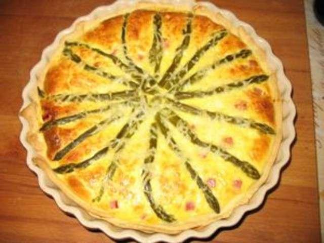 Les meilleures recettes d 39 asperges et tartes - Recette tarte salee originale ...