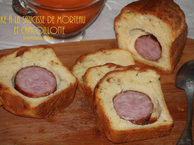 Recettes de cancoillotte et saucisse - Comment cuisiner la saucisse de morteau ...