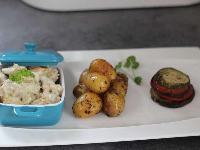 Recettes de blanquette de veau et cuisine exotique - Cuisine blanquette de veau ...