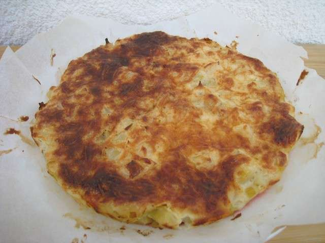 Recettes de cuisine sans oeuf de les petits plats de mimimarie - Recette quiche sans oeuf ...