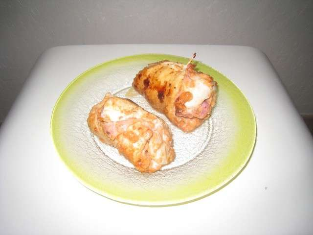 Poitrine de poulet farcie Recettes du Qubec