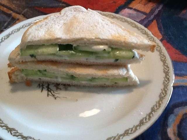 Recettes de sandwich et pain de mie 2 - Recette sandwich pain de mie ...