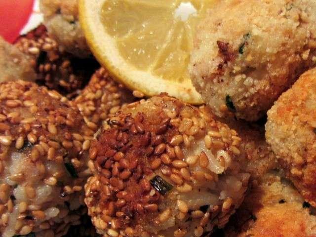 Recettes de croquettes et riz 4 for Poudre de riz cuisine