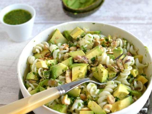 Les Meilleures Recettes De Salade De Pates Et Avocat