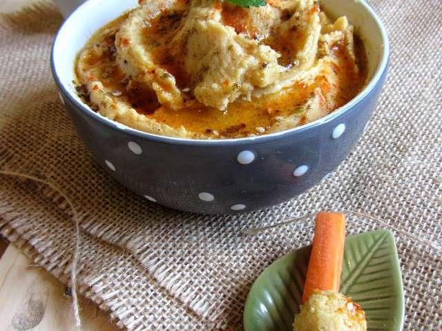 Les meilleures recettes de houmous 19 - Houmous recette sans tahini ...