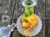 Detox water, boisson healthy
