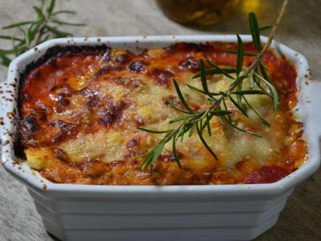 Recettes de cannelloni et italie - Cuisine italienne cannelloni ...