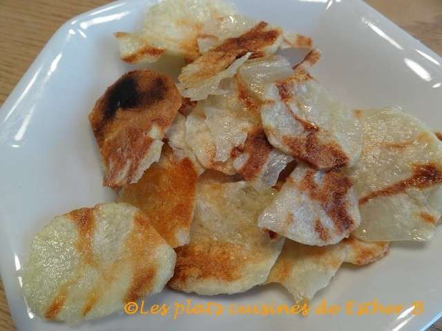 Recettes de chips au micro onde for Chips carotte micro onde