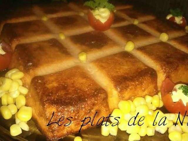 Recettes de colin de les plats de la nath - Cuisiner du colin surgele ...
