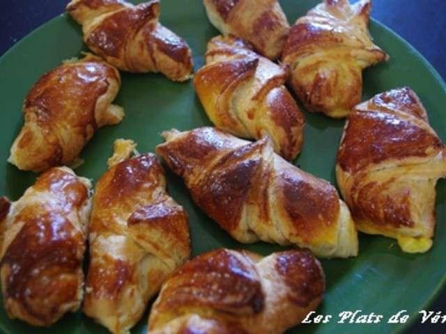 Recettes de croissants 33 - Recette croissant au beurre ...