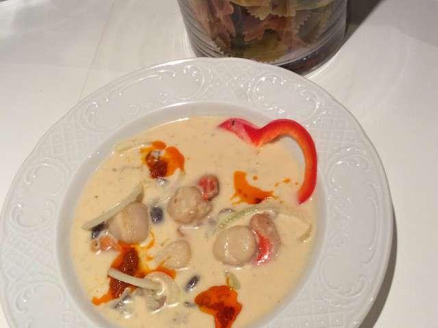 Recettes de curry de les recettes d 39 emilie - Saint jacques au curry ...