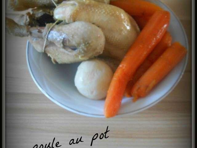 recettes de poule au pot de les recettes de choupette