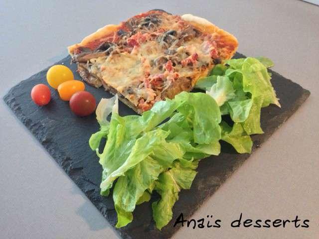 recettes de p 226 te 224 pizza et cuisine sans gluten
