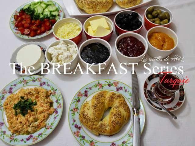 Recettes de petit d jeuner de les recettes de h l - Recette pour petit dejeuner ...